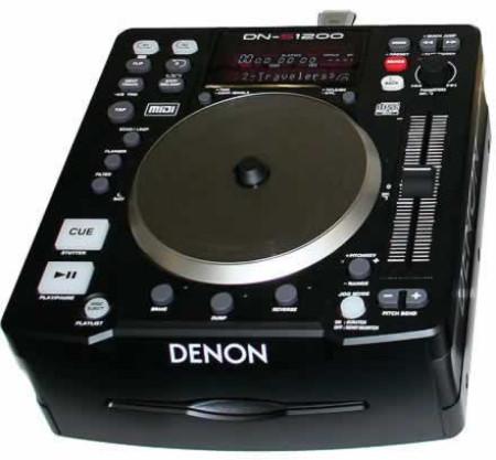 denon dj dns1200   new