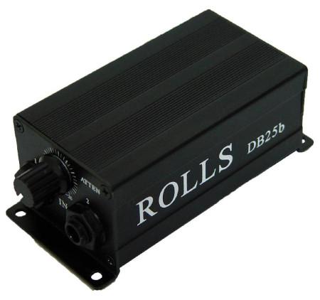 rolls db25