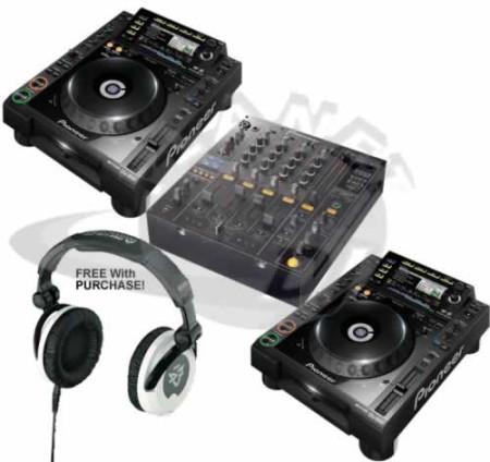 pioneer cdj2000-kit