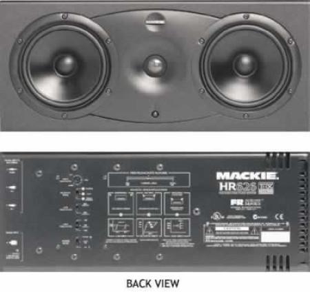 mackie hr626