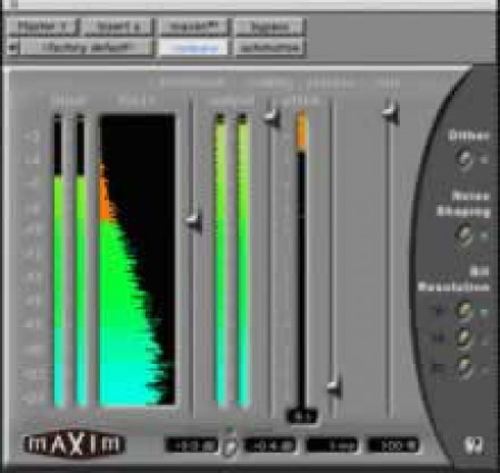 digidesign maxim