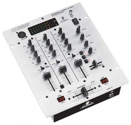 behringer dx626     new