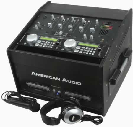 american audio mobile-310sys