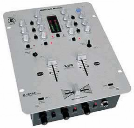 american audio q-d5      silver