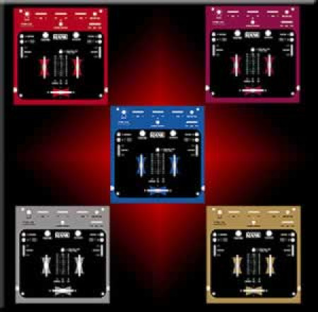rane decor     gold