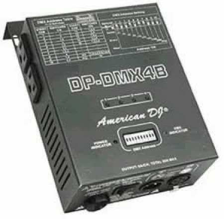 elation dp-dmx4b