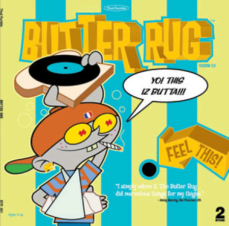 thud rumble smat-butterrug