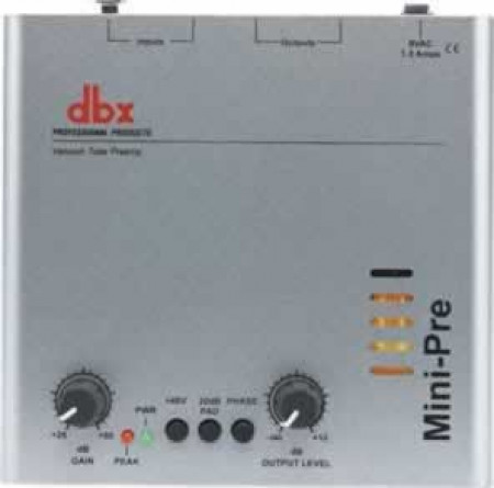 dbx mini-pre