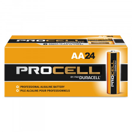 duracell aa24procell