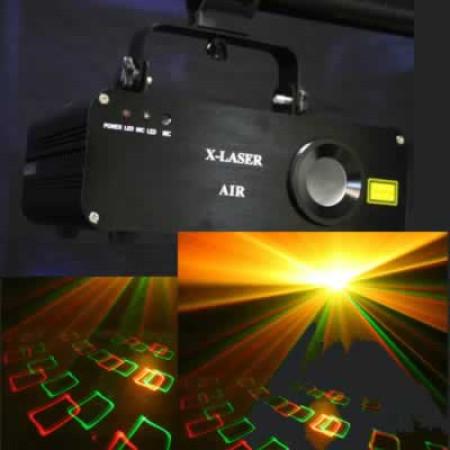 x-laser air