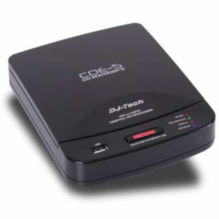 djtech cdencoder5