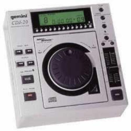 gemini cdj-20    new