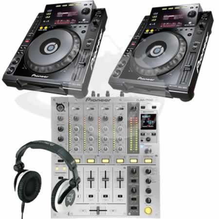 pioneer cdj900-kit2