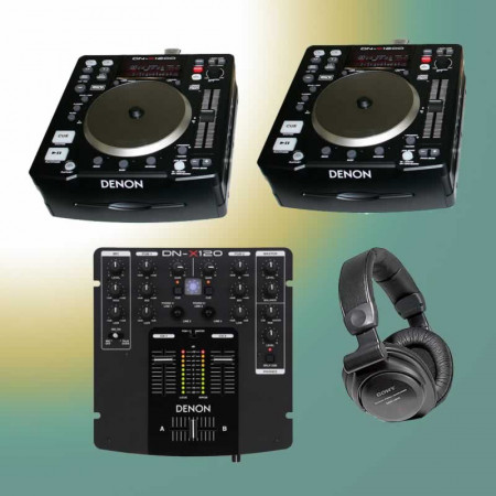 denon professional cdpack10