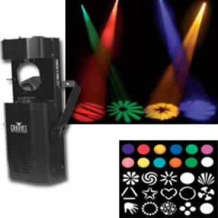 chauvet dmx-255   new
