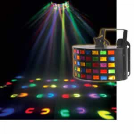 chauvet dmx-311x  new