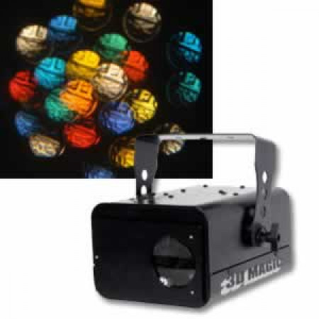 chauvet dmx-3d-magic