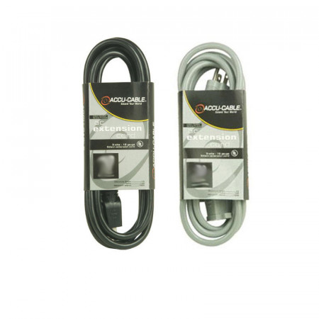 accucable ec163     gray-006ft
