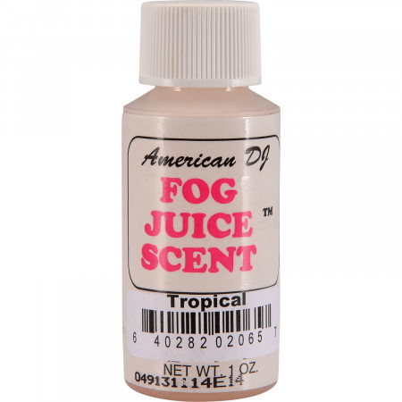 adj f-scents  tropical