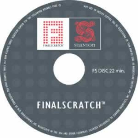 stanton fs-cd-disc