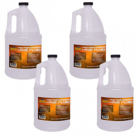 chauvet hfg       4 gallons