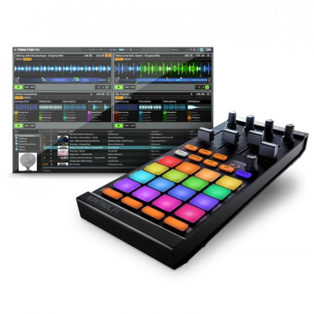 native instruments kontrolf1
