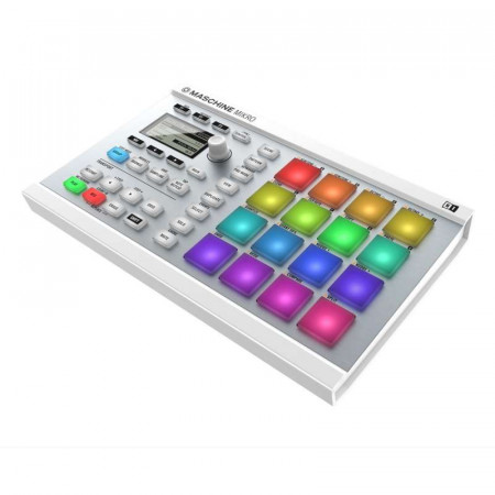 native instruments maschmikromk2-wht