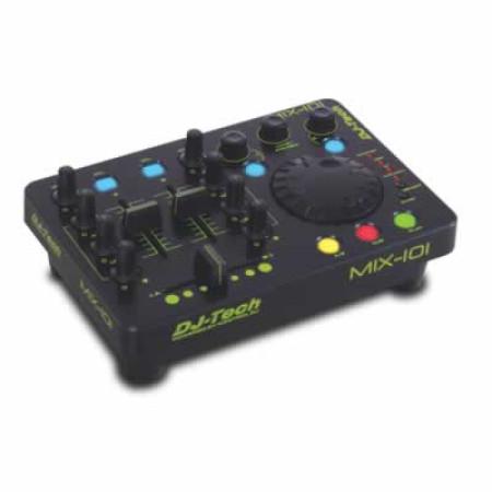 djtech mix101