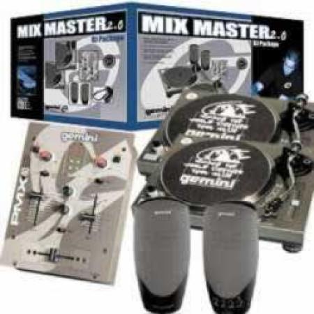 gemini mixmaster-2.0