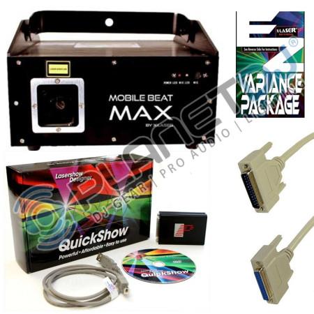x-laser mobilebeatmaxbundle