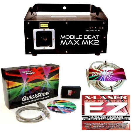 x-laser mobilebeatmaxmk2bund