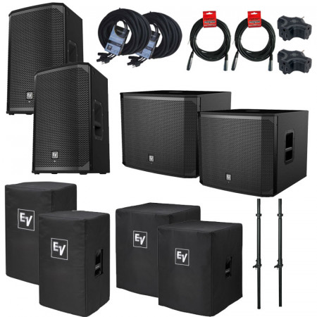 electro-voice pdj-ekx12p-2