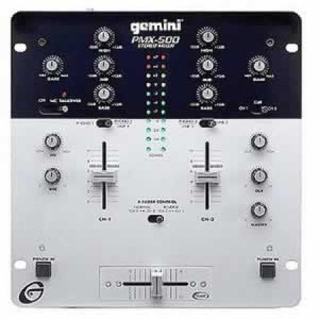 gemini pmx-500