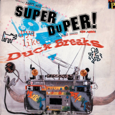 no mfr listed superduperduck-lp