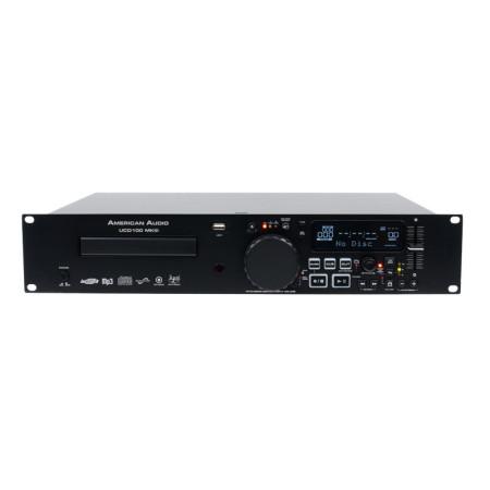 american audio ucd100mkii