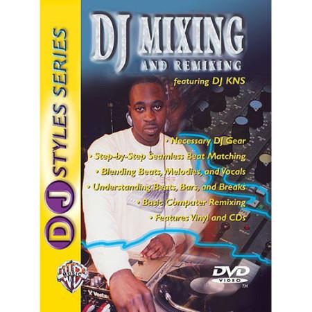 warner dvd-dj-mixing