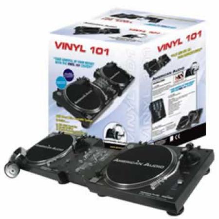 american audio vinyl101