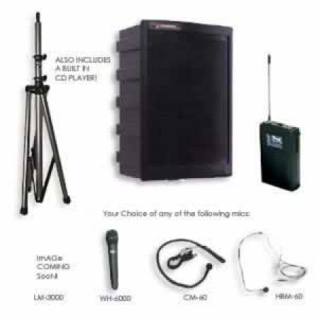 anchor audio xbp-6000basic