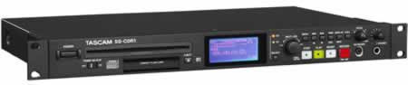 tascam sscdr1