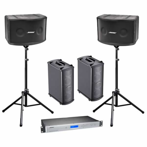 bose 802 extended professional speaker system planet dj. Black Bedroom Furniture Sets. Home Design Ideas