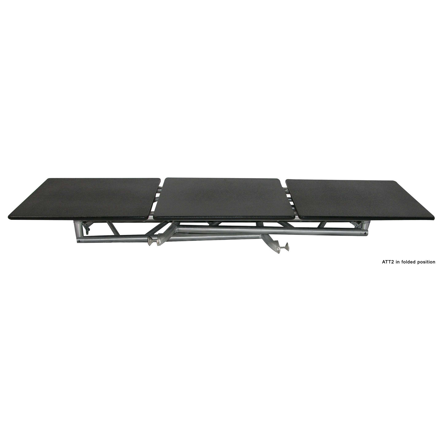 odyssey att2 folding heavy duty truss style dj table new planet dj. Black Bedroom Furniture Sets. Home Design Ideas