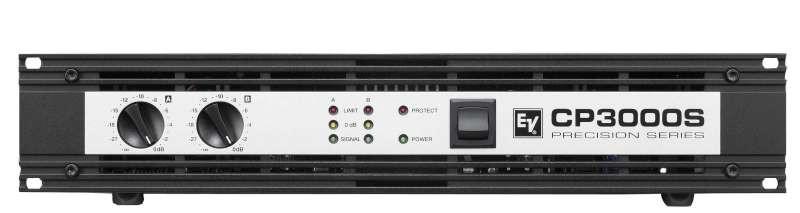 electrovoice ev cp3000s power amplifier planet dj. Black Bedroom Furniture Sets. Home Design Ideas