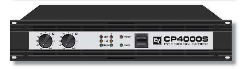 electrovoice ev cp4000s power amplifier planet dj. Black Bedroom Furniture Sets. Home Design Ideas
