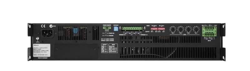 electrovoice 4 channel power amplifier planet dj. Black Bedroom Furniture Sets. Home Design Ideas