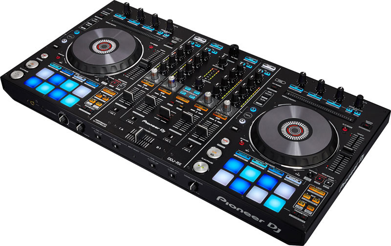 PIONEER DDJ-RX DJ SYSTEM WINDOWS XP DRIVER DOWNLOAD