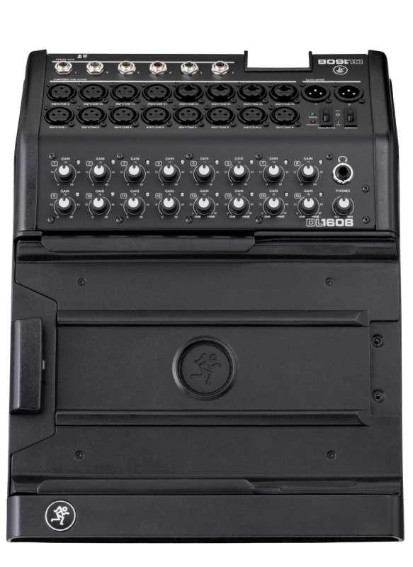 mackie dl1608 16 channel digital live sound mixer w ipad control lightning planet dj. Black Bedroom Furniture Sets. Home Design Ideas