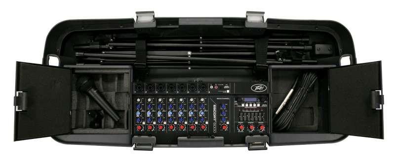Peavey Escort 5000 Portable Pa System Planet Dj