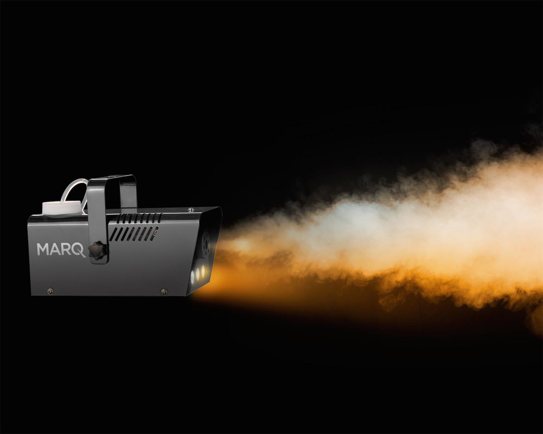 Marq Fog 400 Led Quick Ready Fog Machine W Leds Black