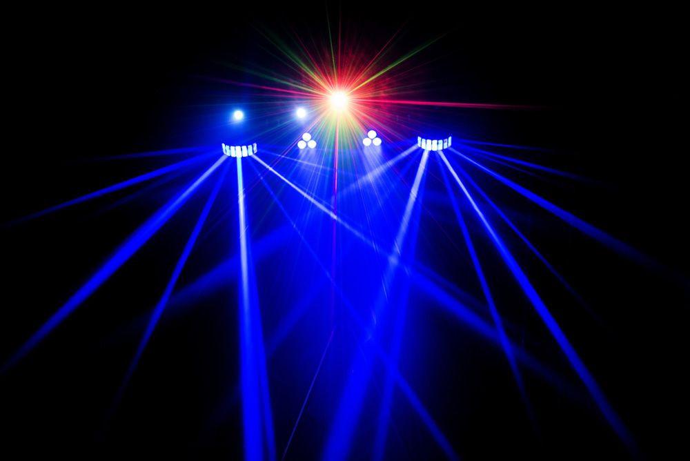 Chauvet DJ GIGBAR 2 4 In 1 Portable Lighting Setup With UV