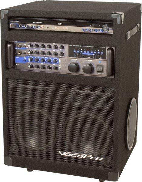 vocopro idol ii dvd cdg cd karaoke system planet dj. Black Bedroom Furniture Sets. Home Design Ideas